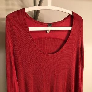 We The Free top. Size small